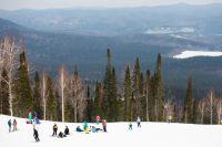 На горе Зеленая с начала сезона побывали более 980 000 гостей.