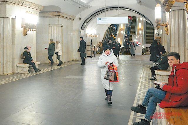В киевском метро произошел взрыв