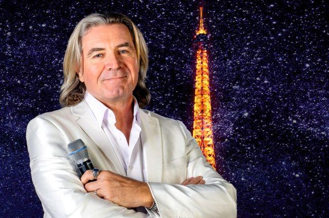 Rene De La Garde (Франция) с программой «Под небом Парижа»