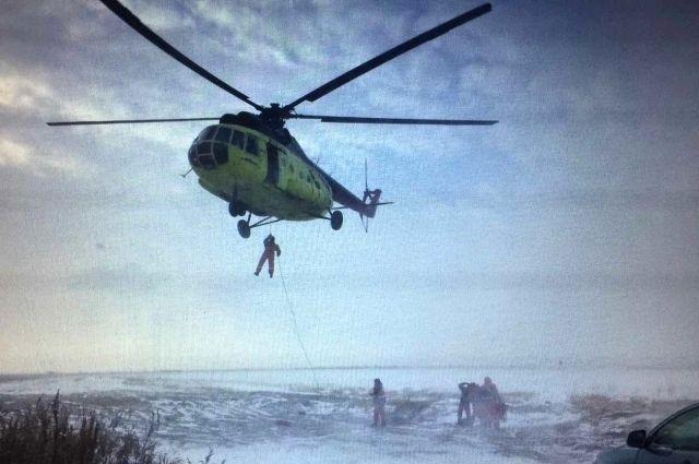 Работа спасателем стала для Яны Дассо образом жизни