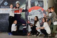 Команда «ПРОдвижение» из школы №22 стала победителем фотоконкурса на самое креативное фото в соцсетях.