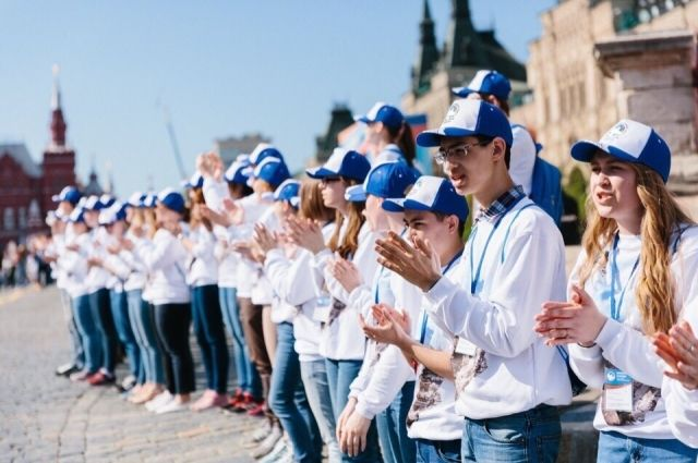 Тюменцы пополнят ряды Волонтеров Победы