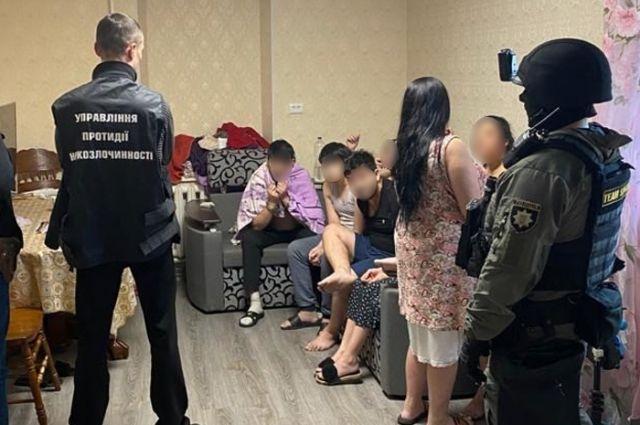 В Киеве правоохранители разоблачили наркогруппировку