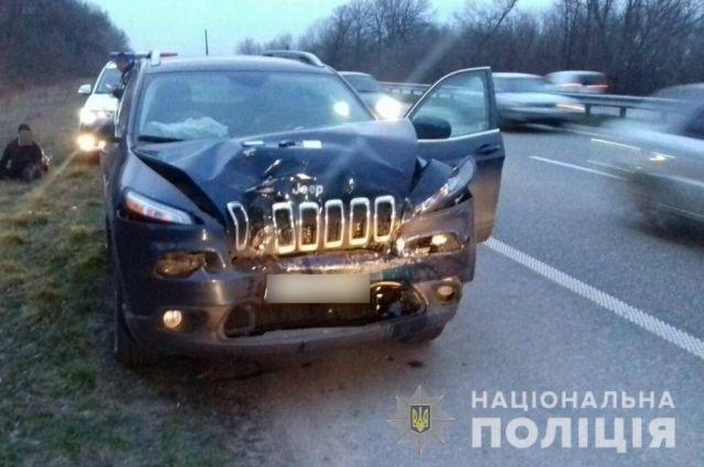В Полтавской области случилось смертельное ДТП: подробности
