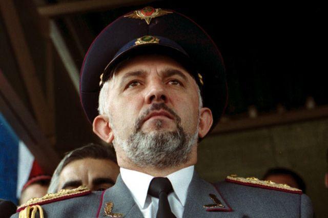 Аслан Масхадов.