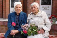 До наших дней дожили всего два ветерана – Валентина Вениаминовна Кривальцова и Анна Павловна Осипова.