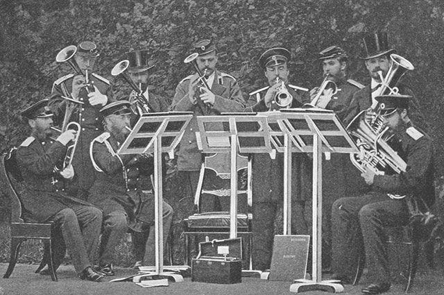Группа Октета 1872 года.