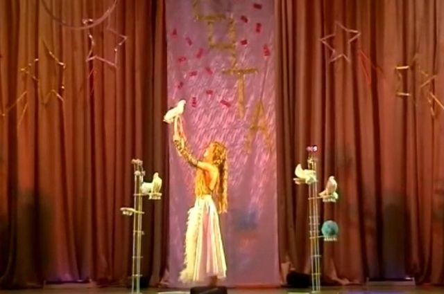 Цирковая студия «Мечта» из Ишима готовит премьеру с белоснежными голубями