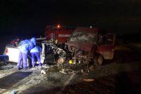 На трассе Орск-Домбаровка произошло смертельное ДТП.