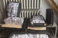 В Закарпатской области задержан контрабандист с дипломатическим паспортом