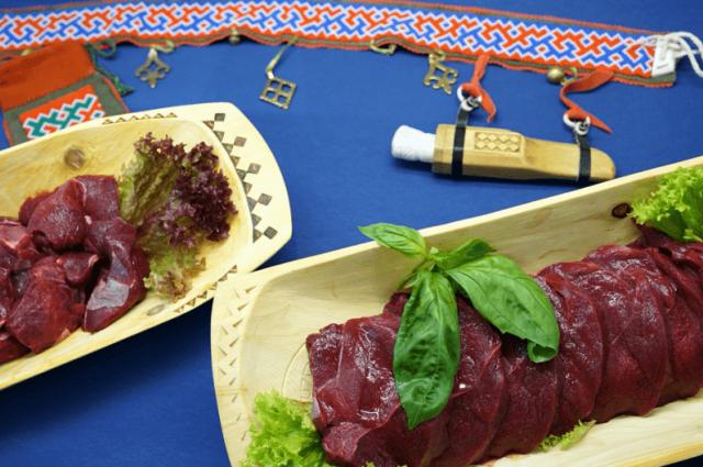 Из ЯНАО в Финляндию отправят 12 тонн мяса северного оленя