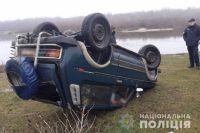 В Черниговской области водитель за рулем автомобиля утонул в Десне