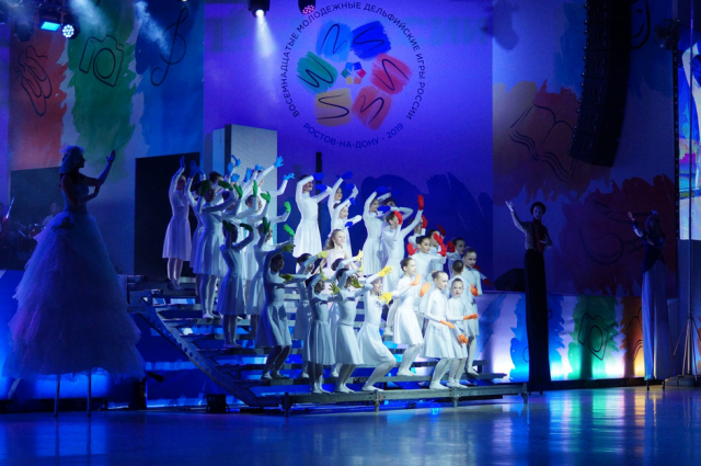 Ямальские таланты отправятся на молодежные Дельфийские игры