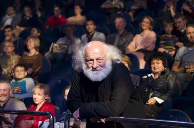 В этом  году «лучшему клоуну мира»,  актеру, автору всемирно известного «Снежного шоу» Славе Полунину исполняется 70 лет