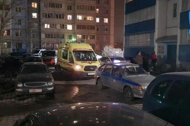 Трагедия произошла в одном из домов на улице Ижорского батальона в Колпино.