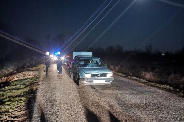 В Славском районе погибла 21-летняя девушка-пешеход