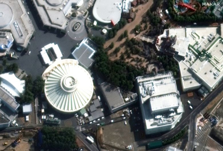 Диснейленд в Токио, Япония. 1 марта 2020 года.