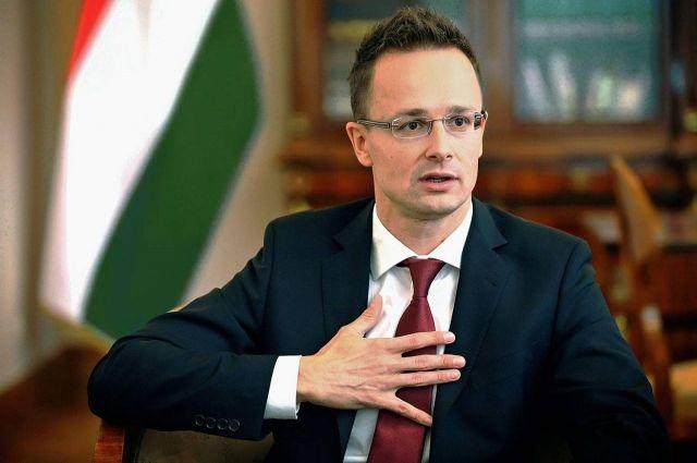 Венгрия намерена и далее блокировать заседания Комиссии Украина-НАТО