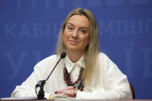 Исполняющей обязанности министра культуры Украины стала Светлана Фоменко