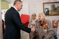 Тюменский ветеран Александра Чебаненко отметила 103-ий день рождения