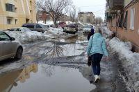 В плане разрушений на магистралях города эта весна будет одной из самых масштабных.