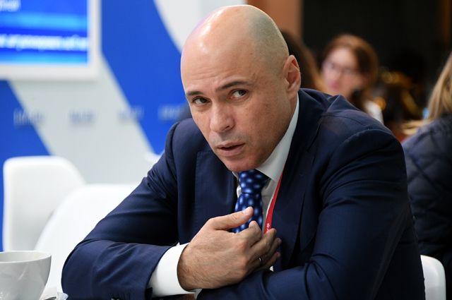 Губернатор Липецкой области Игорь Артамонов.