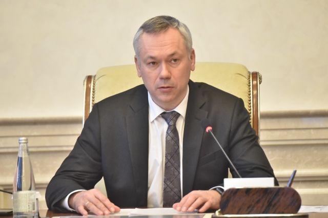 Губернатор области Андрей Травников провел заседание оперативного штаба по снижению рисков завоза и распространения коронавирусной инфекции.