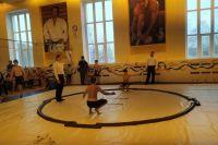 В Тюменской области появился новый вид спорта