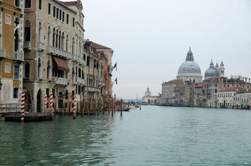 Каналы Венеции.