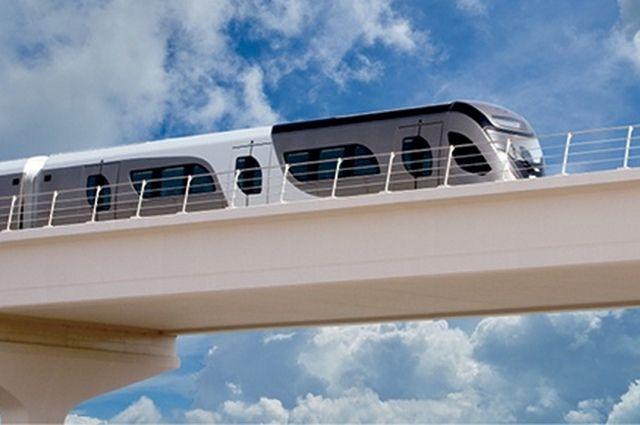 Частный надземный метрополитен может решить транспортную проблему, но потребуется несколько веток, соединяющих все четыре района областного центра.