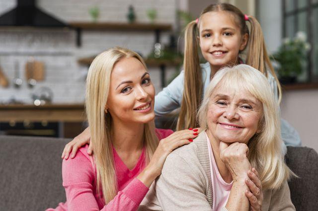 Забота о себе важна в любом возрасте.