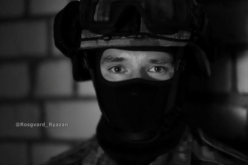 Офицер СОБР. Тренировка окончена
