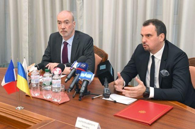 Франция выделит «Укроборонпрому» 900 тысяч евро