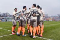 Две шестерки: Завершен первый этап чемпионата Украинской Премьер-лиги