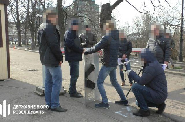 ГБР провело следственный эксперимент в деле расстрелов на Майдане