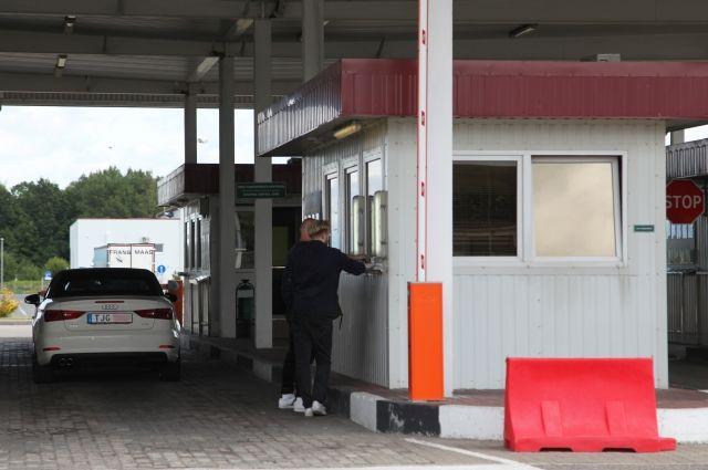 При въезде в Польшу потребуют карты водителя и пассажиров автотранспорта