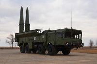 Ракетные комплексы прибыли из  Свердловской области.