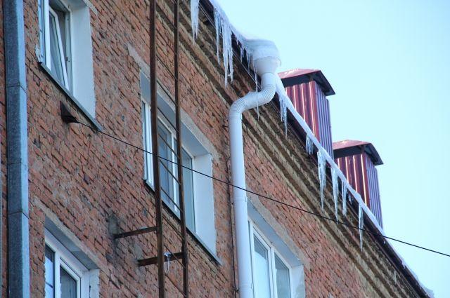 В Удмуртии заведующего детского сада наказали за наледь на крыше