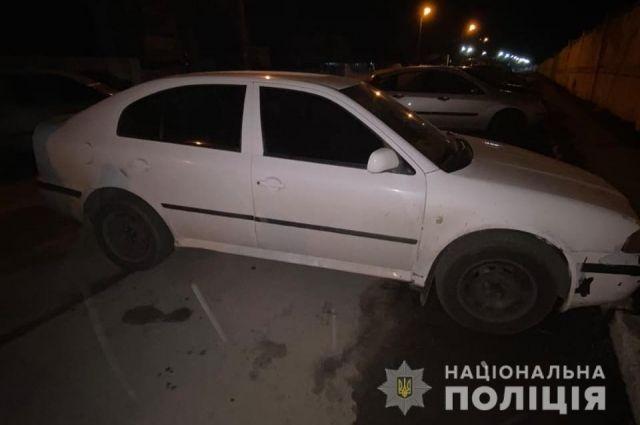 Полицейские в Киевской области задержали воров-гастролеров
