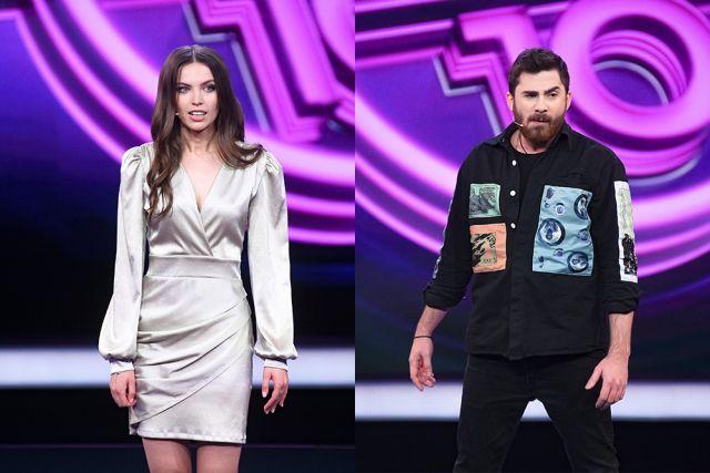 Екатерина Ламан и Александр Бурдашев стали участниками шоу.