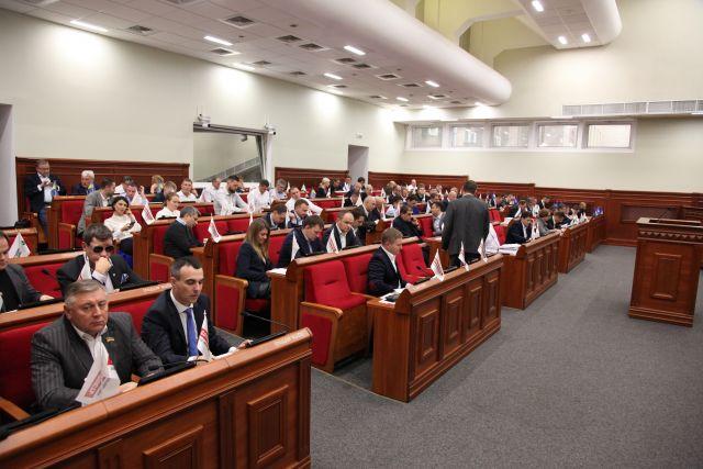Киевсовет расторг договор аренды земли с посольством РФ