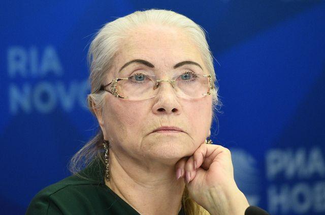 Председатель Фонда памяти полководцев Победы Наталия Конева.