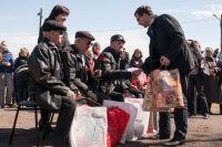 А пять лет назад ветеранов в Новоселовском районе было 13.