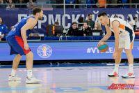 До последней минуты БК «ПАРМА» готовился к игре с БК «Цмоки-Минск».