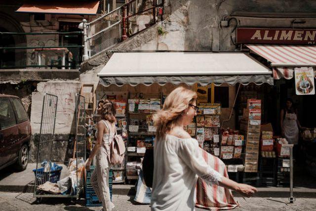 После объявления официального карантина улицы Италии стали куда менее многолюдными.