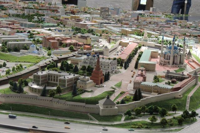 Территория исторического поселения Казани совпадает с территорией города конца XIX – начала XX века.