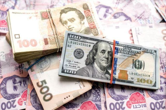 Нацбанк потратил на укрепление гривны один миллиард долларов