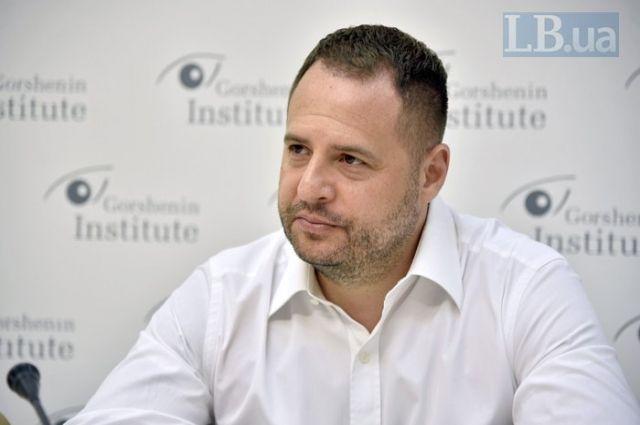 Ермак пояснил фракции «Слуга народа» позицию Киева на переговорах в Минске