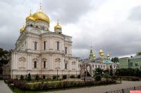 Воскресенский Новодевичий монастырь.