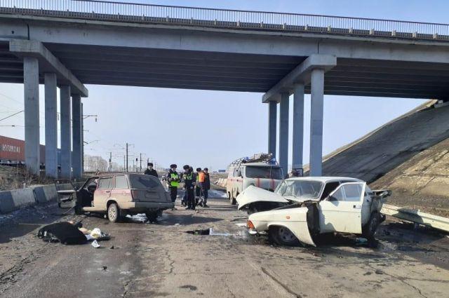 Водитель«Волги»  скрылся с места ДТП.